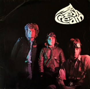 Cream - Fresh Cream  (LP) (G+/G-)
